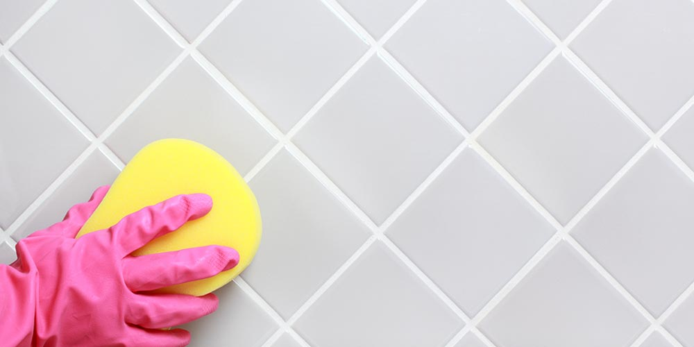 tiles cleaning