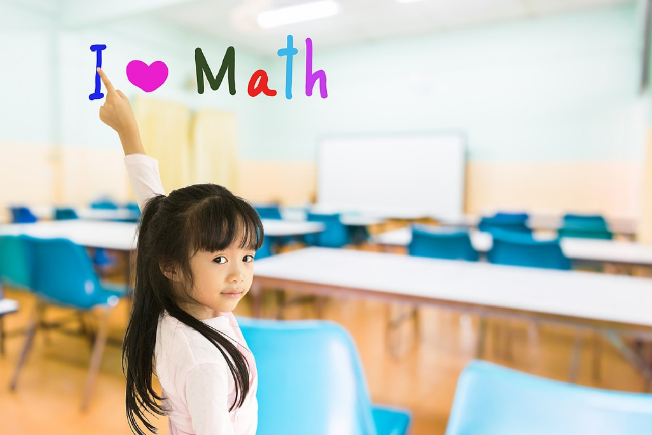 Amazing Ways to Help Your Kid Love Maths