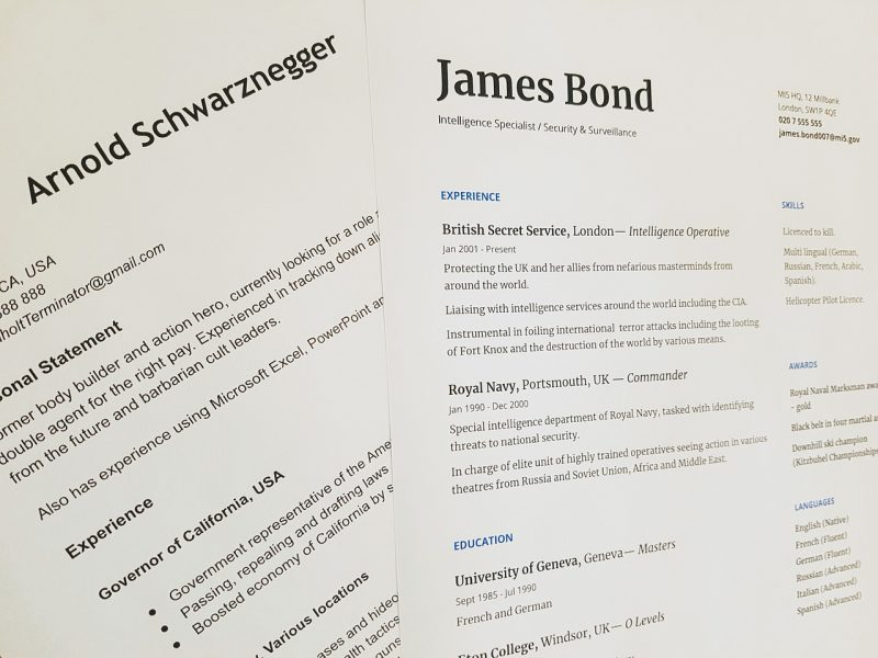 Create a Polished Resume with Worknrby