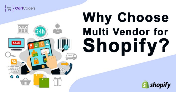 Why choose shopify multivendor