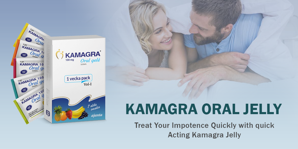 Treat Your Impotence Quickly with quick Acting Kamagra Jelly