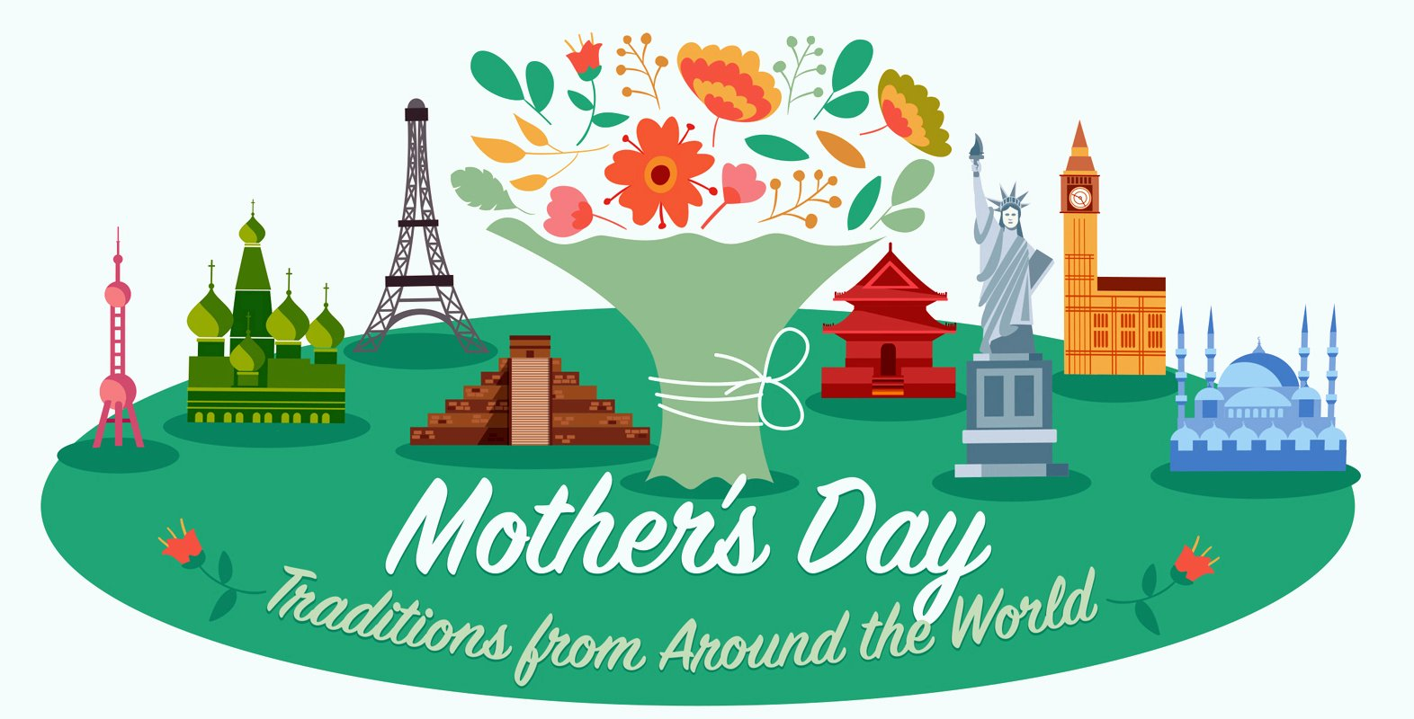 Different Mother's Day Traditions All across the Globe
