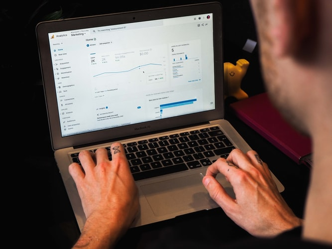 Using Google Analytics Tool as a Guide for Website Upkeep
